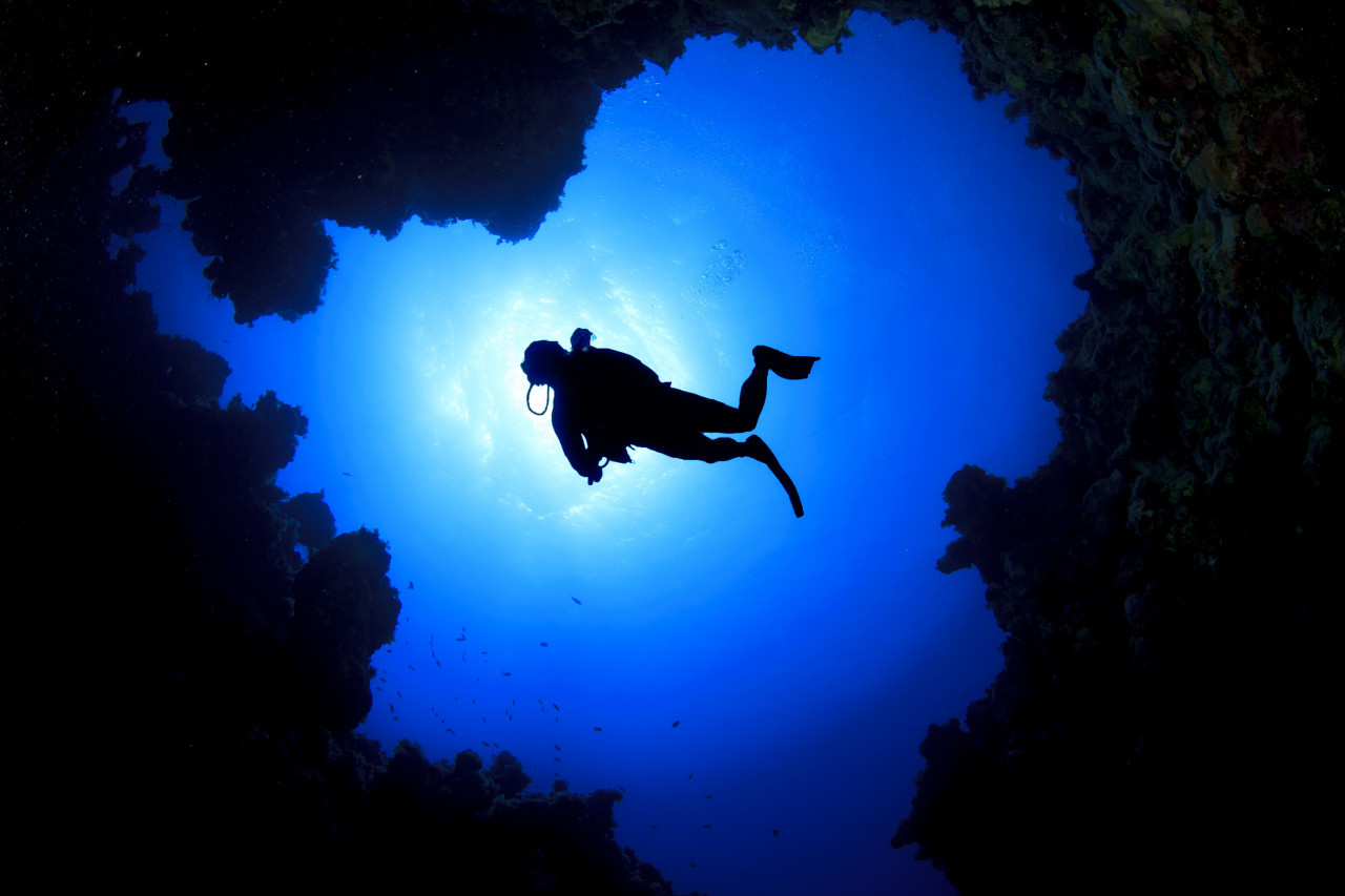 Photo of Deep Diver Course diving course.