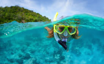 Photo of Snorkel Class diving course.