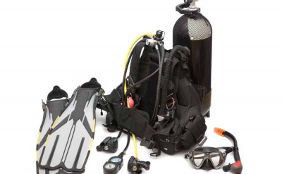 Photo of Equipment Specialty Course diving course.