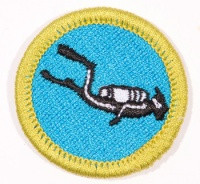 Photo of Scuba Diving Merit Badge Upgrade diving course.